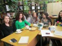"""Заседание клуба """"Лира"""" , тема:  «Великие женщины мировой истории»"""