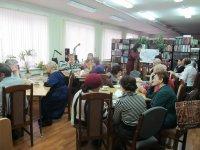 Литературный салон «Поэзия Э.Асадова»